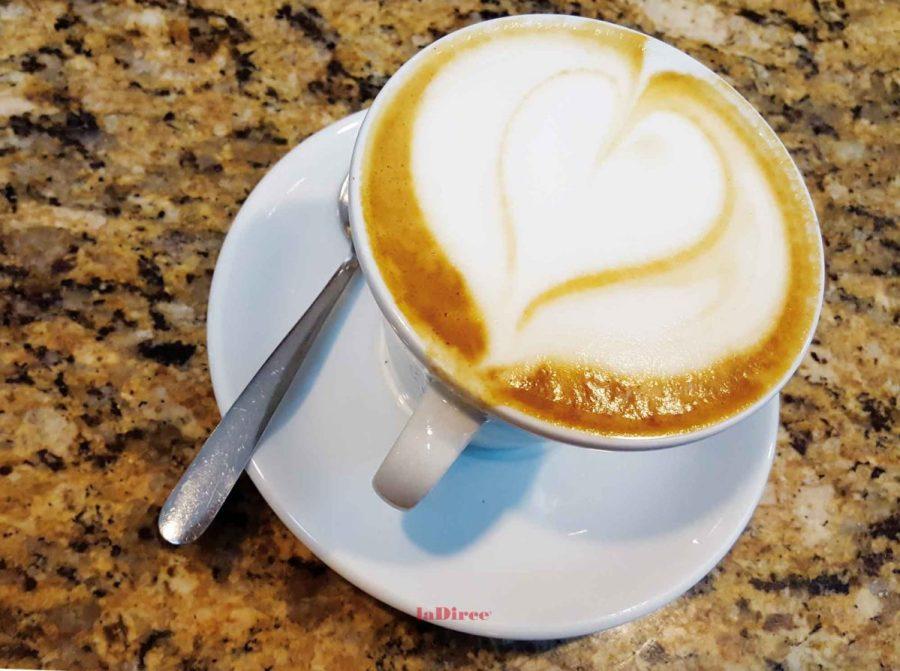 """Serafino - il cappuccino """"col cuore"""" :)"""