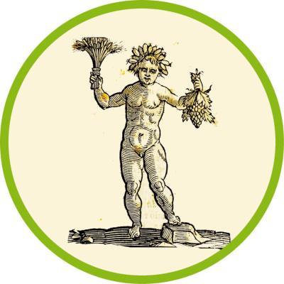 Cesare Ripa, Iconologia - Genio (1613)