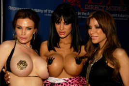 Taylor Wane at Adultcon 20 - Los Angeles, CA on March 26, 2011