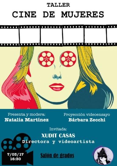 Taller Cine y Mujeres UC3M