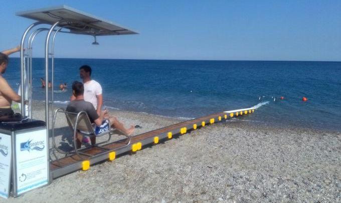 Dalla Regione lettera al Sindaco di Bisceglie, ci sono fondi per l'accesso dei disabili alle spiagge