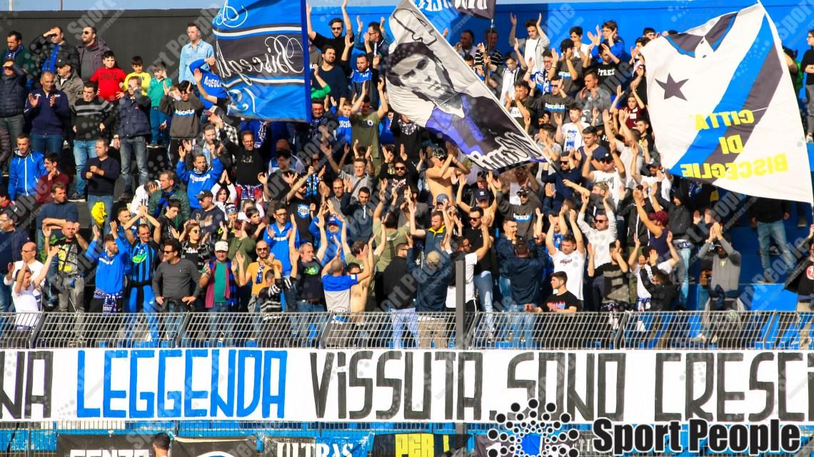 Bisceglie Calcio, gli Ultras: Canonico vattene