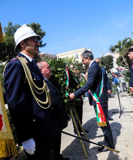 """Festa della Liberazione, Angarano: """"Memoria non basta, bisogna tornare a partecipare"""""""