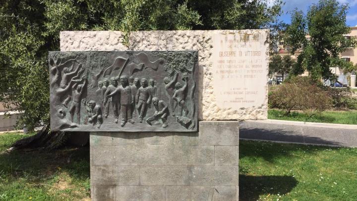 Bisceglie: il primo Maggio commemorazione in onore di Giuseppe di Vittorio