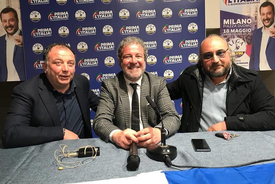 Rocco Prete: «Sasso escluso dalla maggioranza? La Lega spazzerà via Angarano…»