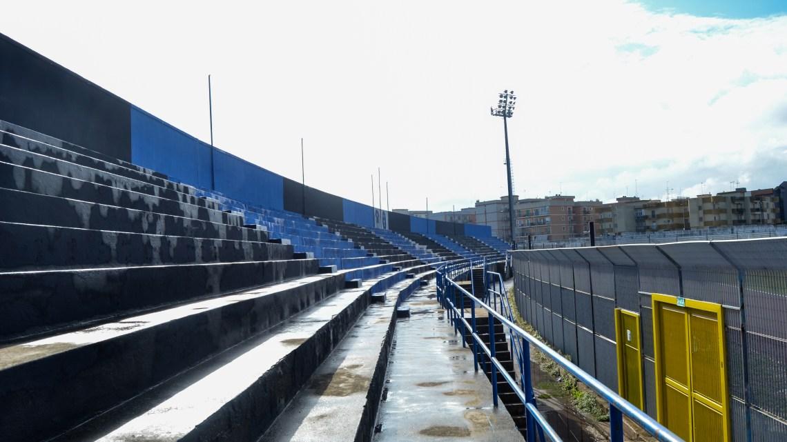 """Lavori allo stadio """"Ventura"""", sì al project financing"""