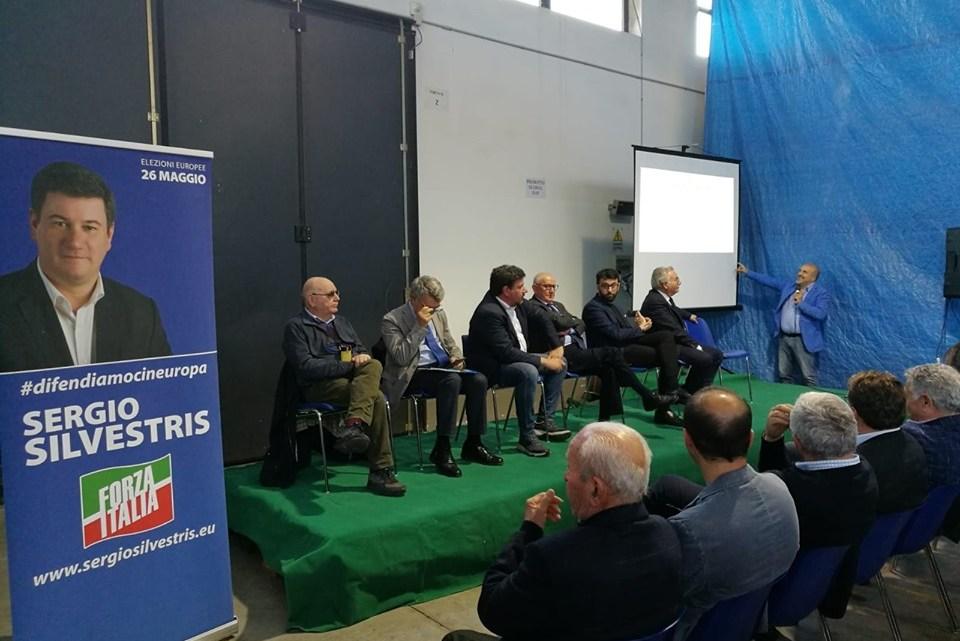 Europee, Silvestris ha incontrato il mondo dell'agricoltura locale