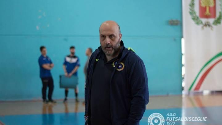 Il Futsal Bisceglie riparte, con mister Capursi e la speranza del ripescaggio