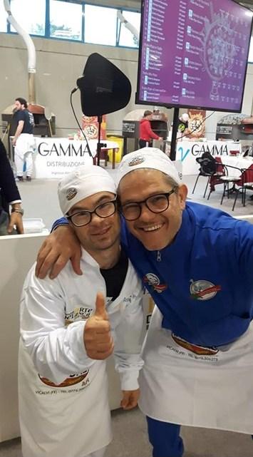 """Impasto senatore cappelli, primo posto per Di Molfetta al campionato mondiale di """"Pizza al Fungo"""""""