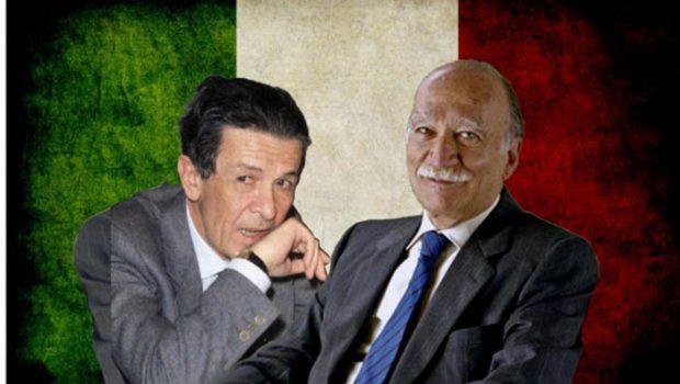 Il biscegliese Veneziani spolvera nobiltà politiche: «Quando Almirante e Berlinguer si davano la mano…»