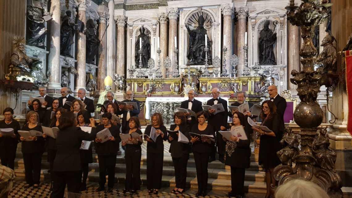 """""""New Chorus"""", il coro polifonico biscegliese in concerto"""