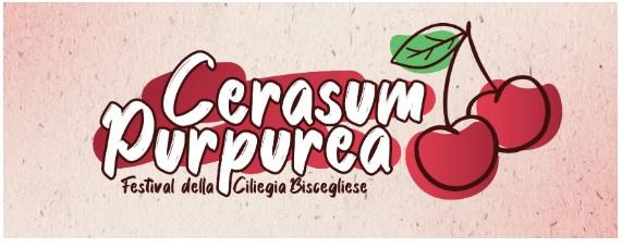 """""""Cerasum Purpurea"""", alla partenza il 1° Festival della Ciliegia biscegliese"""