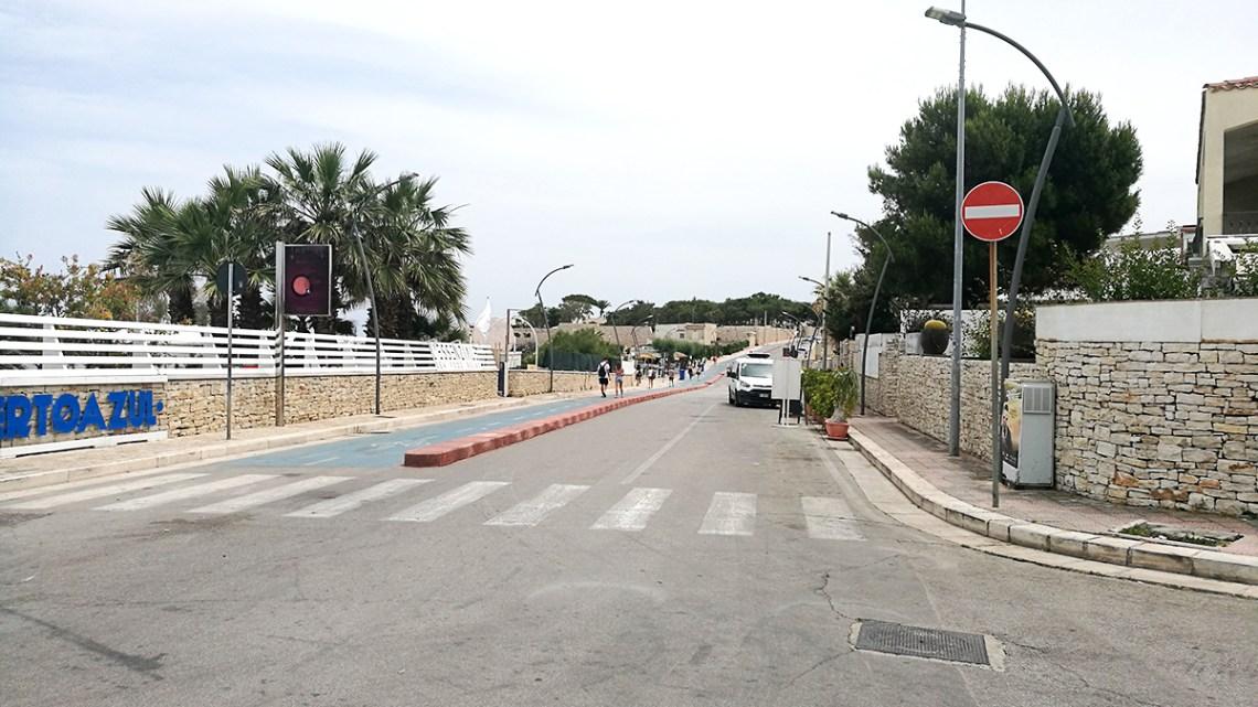 Primo week-end per il secondo accesso al parcheggio Arena del Mare. Angarano traccia il bilancio.