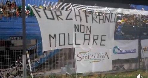 Forza Franco Caggianelli, i tuoi amici di gradinata aspettano l'«ultimo ripescaggio»