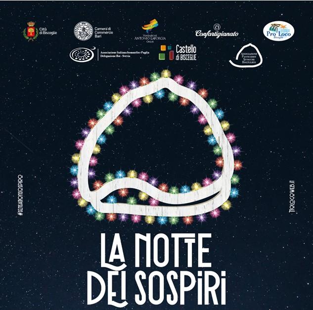 """Si riprova con """"La Notte dei Sospiri"""": il 21 luglio in Largo Castello"""