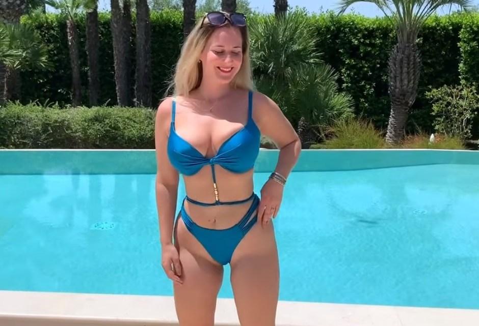 Anna Marisax, in un video le bellezze di Bisceglie