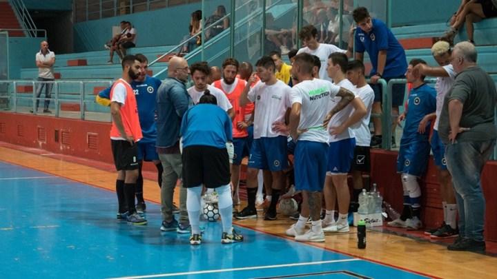 Futsal Bisceglie. Parte la Coppa, nerazzurri di scena a Taranto