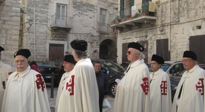 Ordine del Santo Sepolcro: intervista a Stipo prima della partenza per la Terra Santa