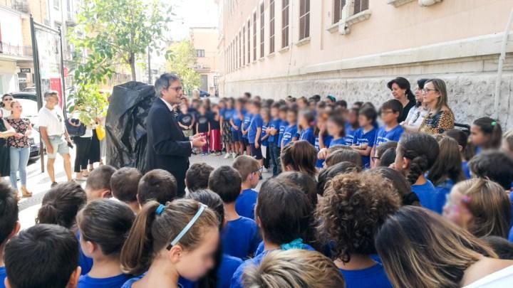 L'Amministrazione risponde agli alunni del I Circolo: dopo anni, via Monte San Michele torna alberata