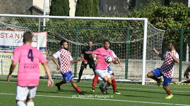 Unione Calcio, contro l'Audace Barletta non basta il bel gioco