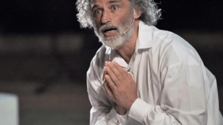 """Il 10 settembre in scena """"Metamorfosi. Altre storie oltre il mito"""" con Enrico Lo Verso"""