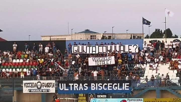 """Bisceglie Calcio, Angarano: """"Così si rischia di inquinare i valori dello sport per polemiche strumentali"""""""