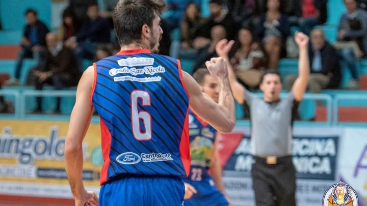 Lions Bisceglie a Valmontone, obiettivo il quarto successo consecutivo