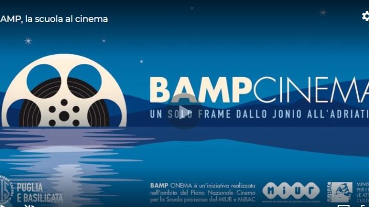 """Progetto Bamp Cinema: gli studenti dell'I.I.S.S. """"S. Cosmai"""" al Politeama"""