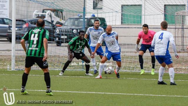 Obiettivo tre punti per l'Unione Calcio contro il Vieste