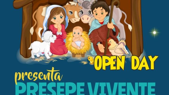 """Scuola """"Don Arcieri"""", lunedì 16 cinquanta alunni protagonisti del Presepe Vivente e del coro natalizio"""