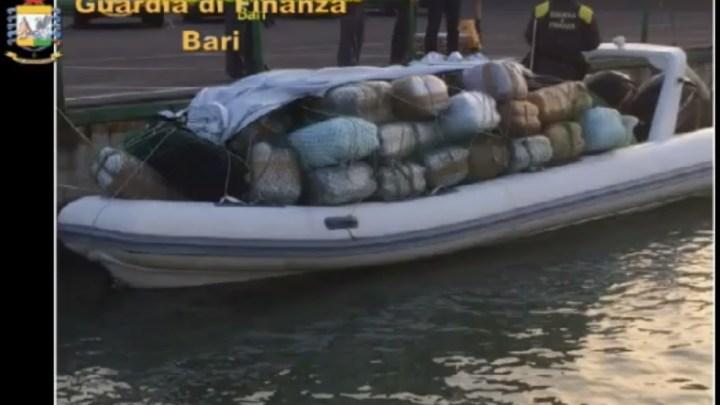 Rotta albanese per il traffico di droga, arrestate 20 persone. L'inchiesta coinvolge Bisceglie
