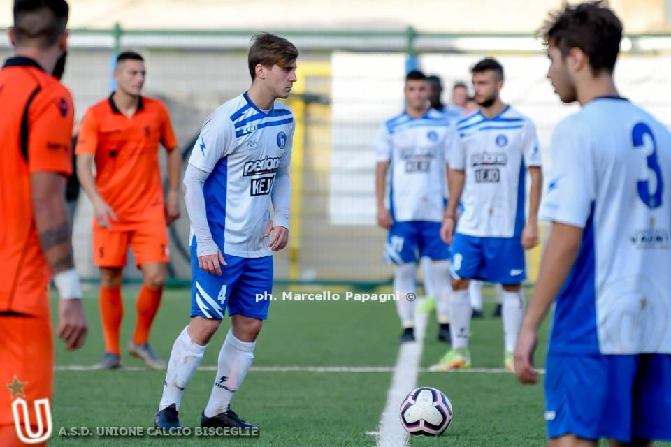 All'Unione Calcio non basta Andriano: ko contro Orta Nova