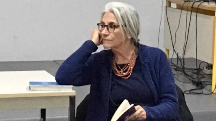 """All'IISS """"S. Cosmai"""" incontro con la scrittrice Sandra Petrignani"""