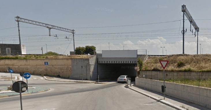 Limitazioni al traffico per i ponti di via Ruvo e di via Salvemini