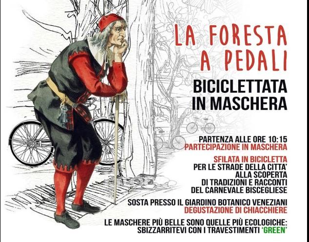 """Arriva la """"Biciclettata in maschera"""" organizzata da Biciliæ FIAB"""
