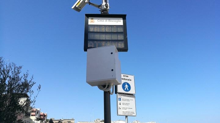 Dal 1° marzo torna attivo il varco elettronico di via La Spiaggia