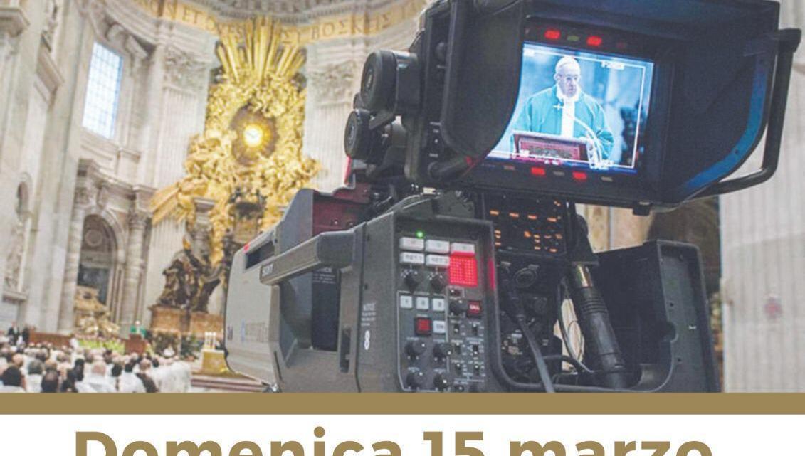 Domani Santa Messa su Telesveva, in diretta da Bisceglie