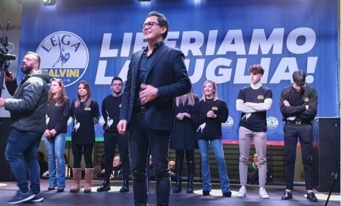 Regionali: la Lega Puglia conferma la candidatura di Altieri