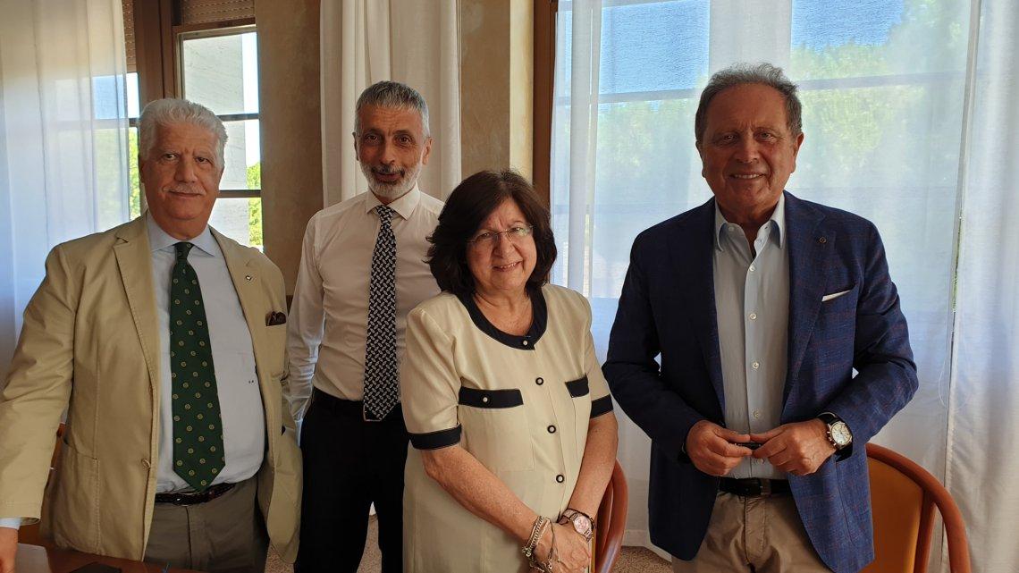Universo Salute, siglato protocollo di collaborazione con l'Associazione Alzheimer Bari