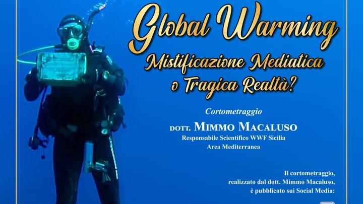 """Arriva """"Global Warming"""", un cortometraggio per la Giornata Mondiale dell'Ambiente delle Nazioni Unite"""