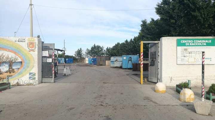 In vigore gli orari estivi nei Centri comunali di raccolta dei rifiuti a Bisceglie