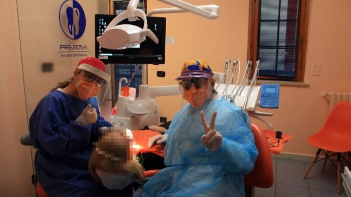 Fase-2, l'appello del dentista: «Triplicate misure di sicurezza. Se rimandate i controlli, non riusciremo più a gestire le emergenze»