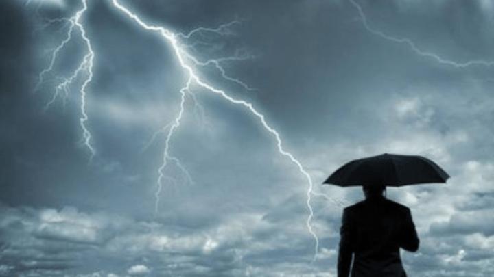 Allerta meteo arancione fino alle ore 12 del 6 giugno per temporali e forte vento