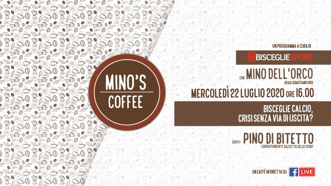 """Bisceglie Calcio, crisi senza via di uscita? Domani torna """"Mino's Coffee"""""""
