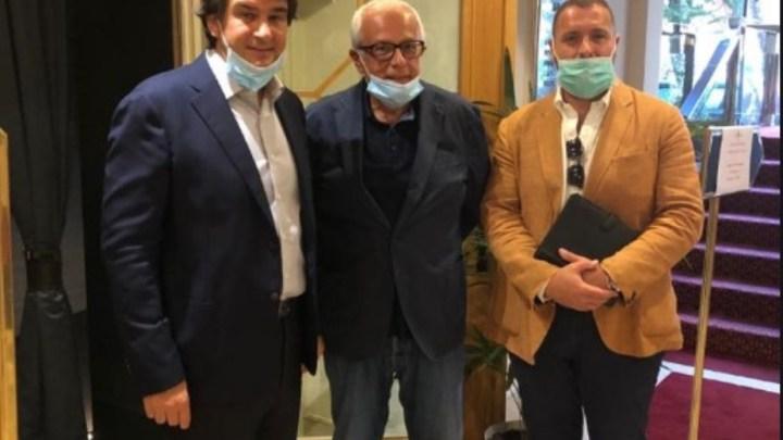 """Regionali: Movimento politico """"Mediterraneo"""" del sen. Amoruso sostiene Fitto"""