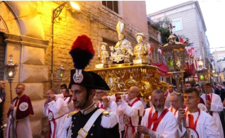 Unibat: il Consiglio Comunale riferisca sulla grave soppressione delle Feste Patronali