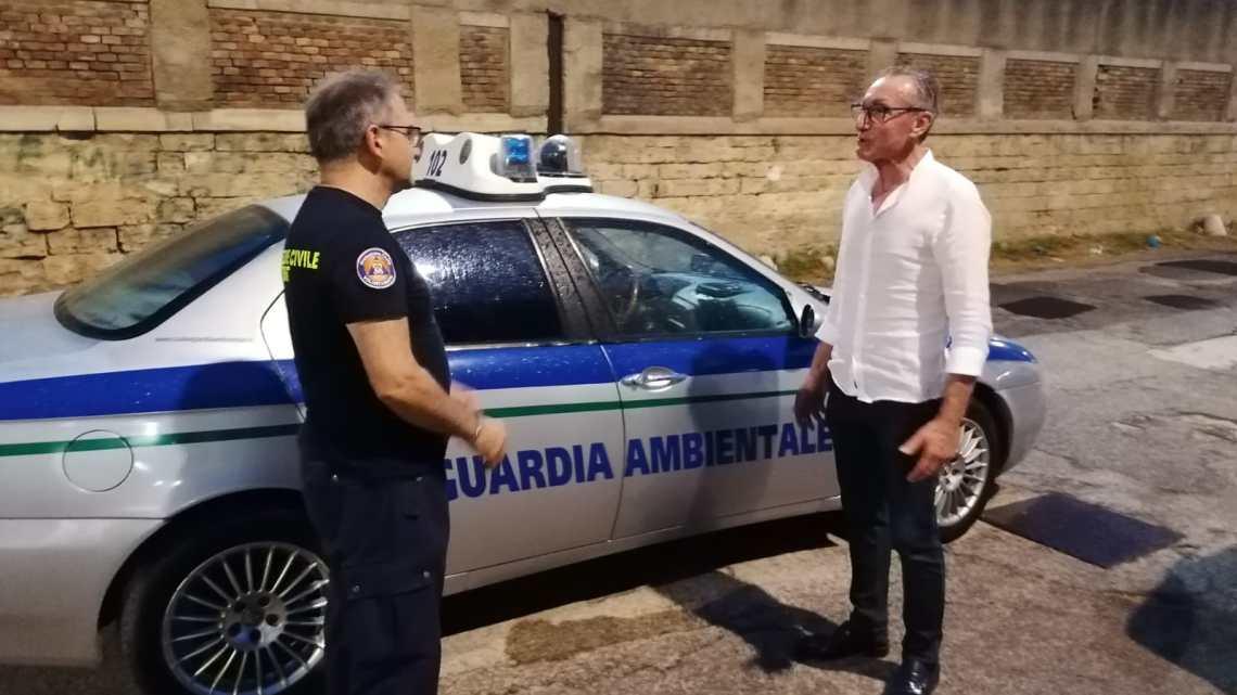 Paolo Ruggieri: «Non solo roghi, Angarano sta bruciando l'intera città e il suo futuro»