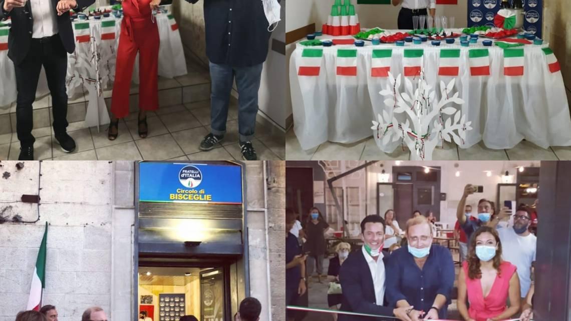 Fratelli d'Italia, domenica 23 agosto l'inaugurazione del comitato elettorale di Lima