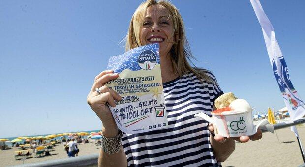 """FdI: al via con Meloni la campagna """"Spiagge Pulite"""", il 9 agosto l'iniziativa a Bisceglie"""
