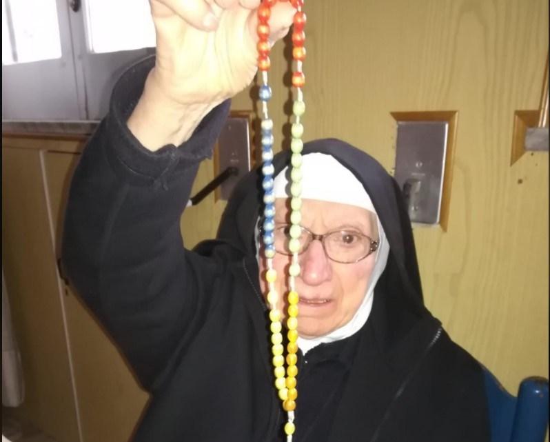 Suor Liliana Martina ha raggiunto il suo Signore, si è spenta all'età di 97 anni